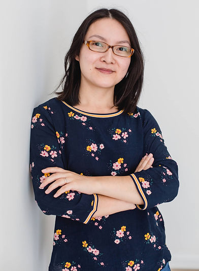 Online Business Coach Nathalie Nguyen, Portrait