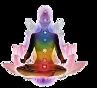 meditating chakra