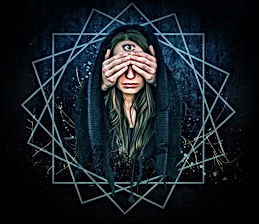 Lady with Third Eye
