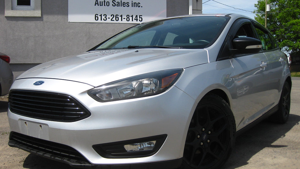 2016 Ford Focus - 106 000 KMS