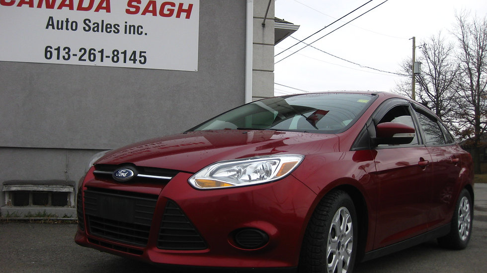 2014 Ford Focus - 139 000 KMS