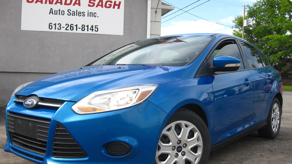 2013 Ford Focus - 129 700 KMS