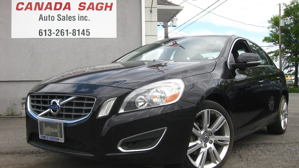 Volvo s60 T5 - 116 000 KMS