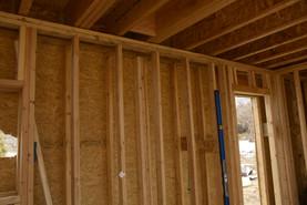 Interior Dbl Std Framing