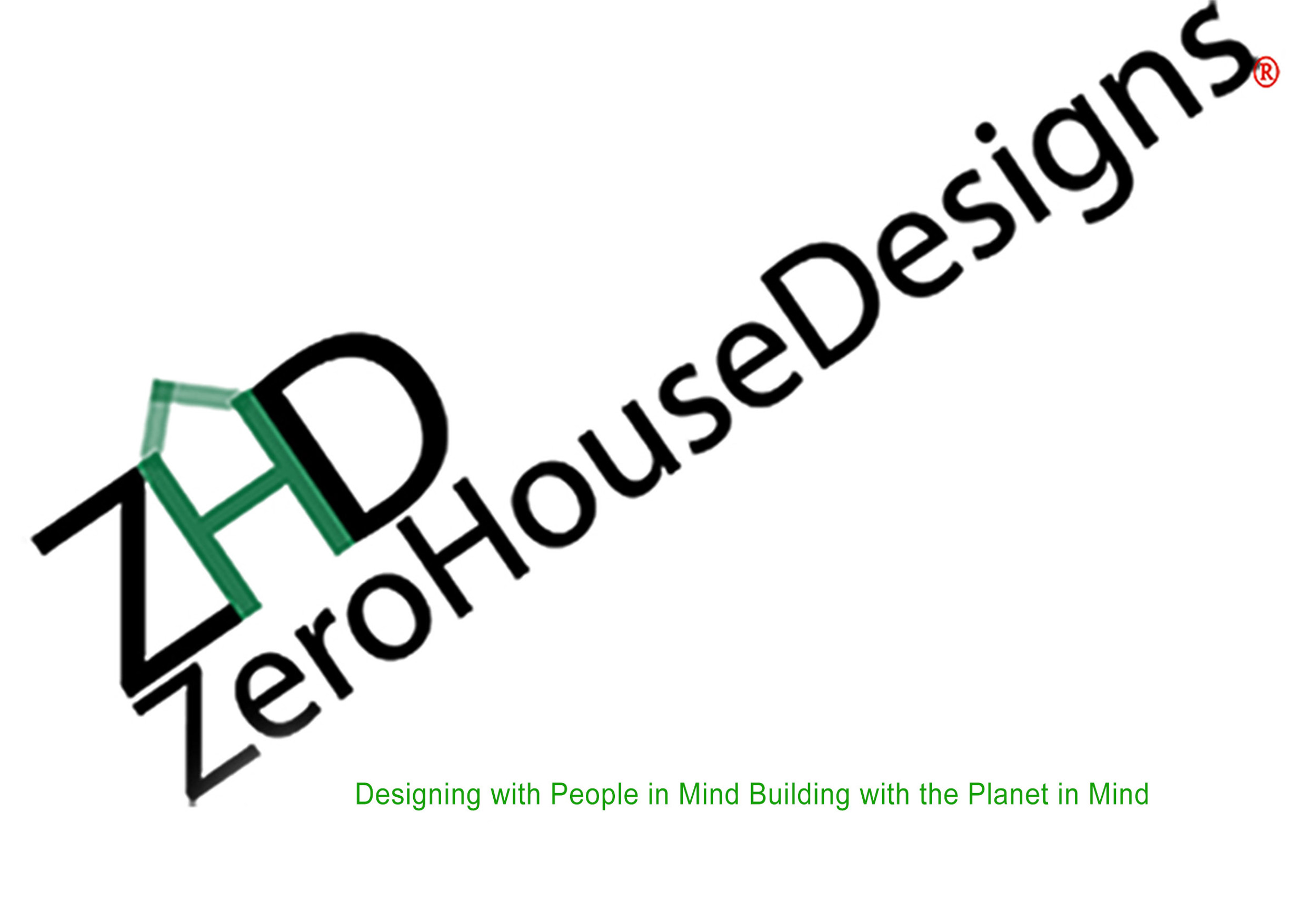 Home Construction Zero Energy Building To Reduce Green House Gasses