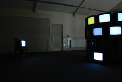 Life by Proxy Degree show 2009.