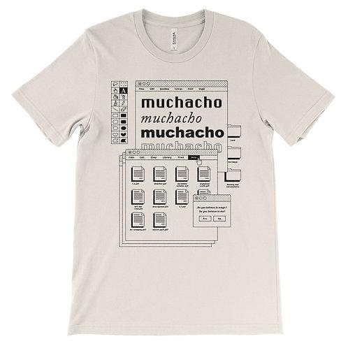 Muchach(iOS) T-Shirt [PRE-ORDER]