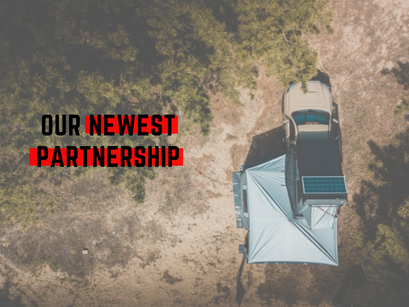 Our Newest Partnership!