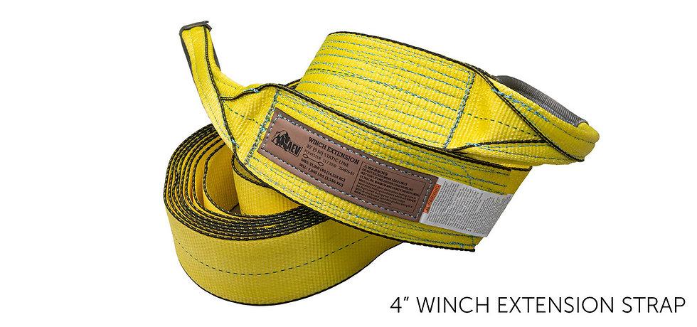 AEV Winch Extension Strap