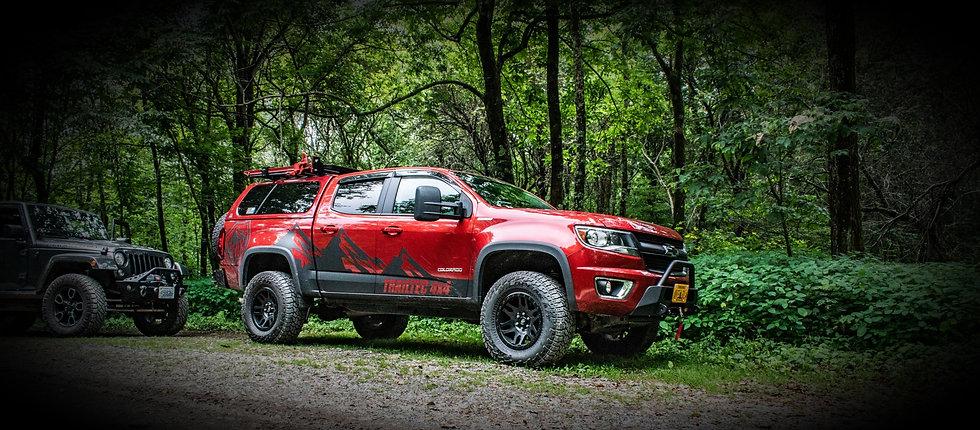 Trailtec 4x4 Company Truck