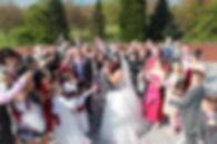 The wedding of Jon and Tasha.