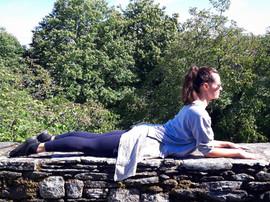 Yin Yoga : la posture du sphinx