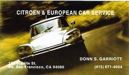 Citroen & European card.jpg