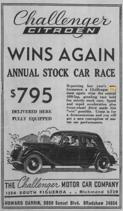 challenger LA times march 1939.png