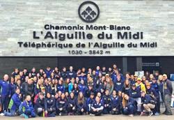 Auroras World Nations 17 - Chamonix