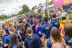 Marist Dragons - World Nations 2017 Divonne opening