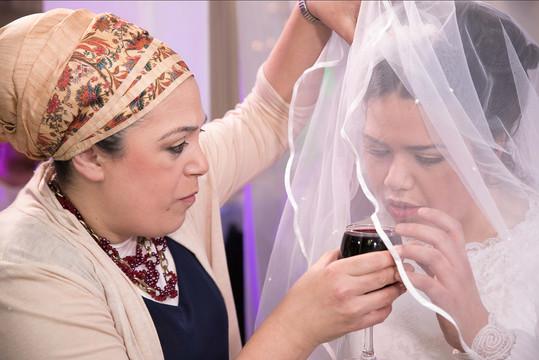 צילום דתי כלה חופה כוס