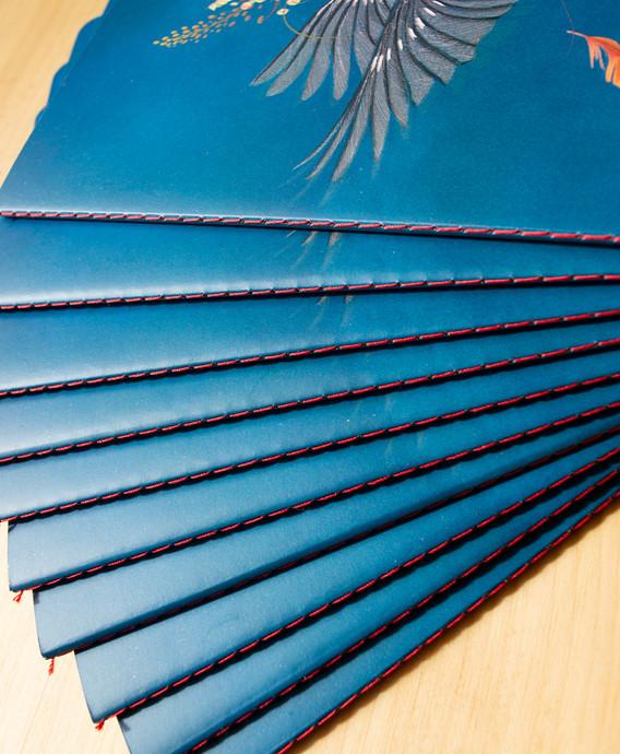Foto detalle Huir del nido (Azul de Prusia)