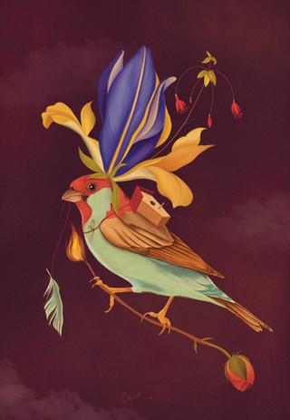 Huir del nido I
