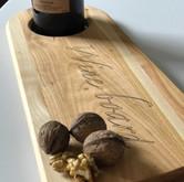 Wine board cerisier