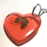 Coeur avec trefle