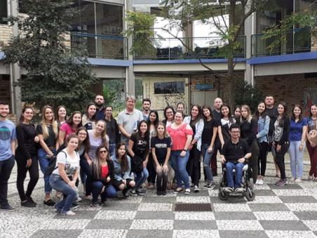 Observatório realiza capacitação dos acadêmicos voluntários da UNIFEBE