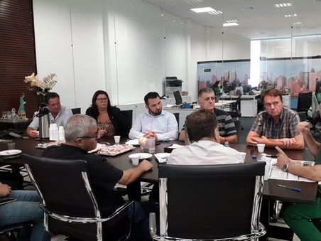 CDL e Observatório Social de Brusque participam de compromissos do Conselho das Entidades