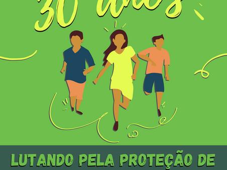 30 anos do Estatuto Da Criança e do Adolescente (ECA)