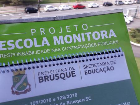 Reunião com Transparência Brasil e Universidade Federal de Campina Grande (PB)