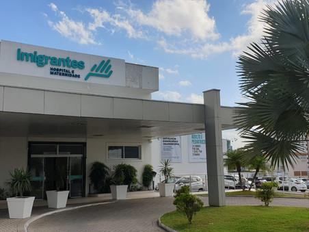 Covid-19:  Hospital Imigrantes ultrapassa 100 pacientes com alta médica