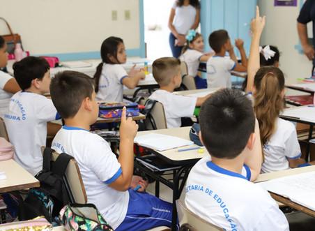 70% das familias guabirubenses não apoiam a volta das aulas presenciais em agosto