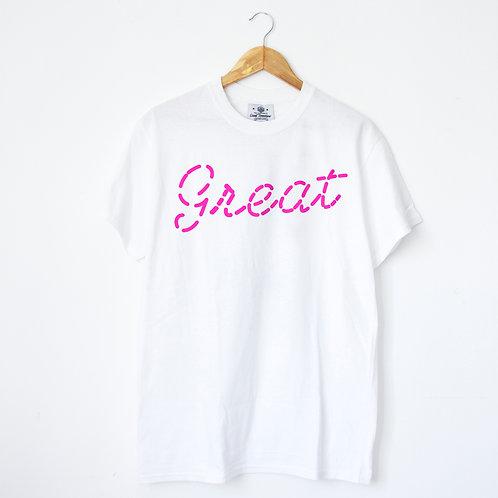 Great Stitching T-Shirt
