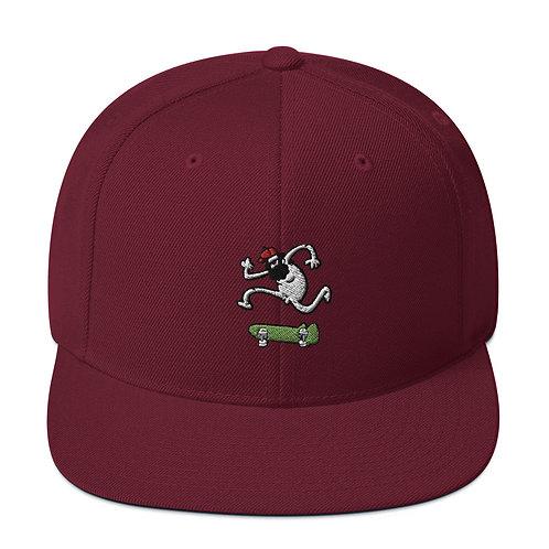 Skate Naked SnapBack Hat