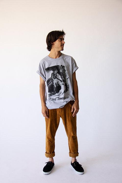Corduroy Strech Pants