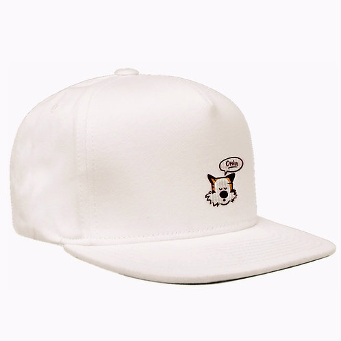 CHILL TIGER Flat Bill Cap
