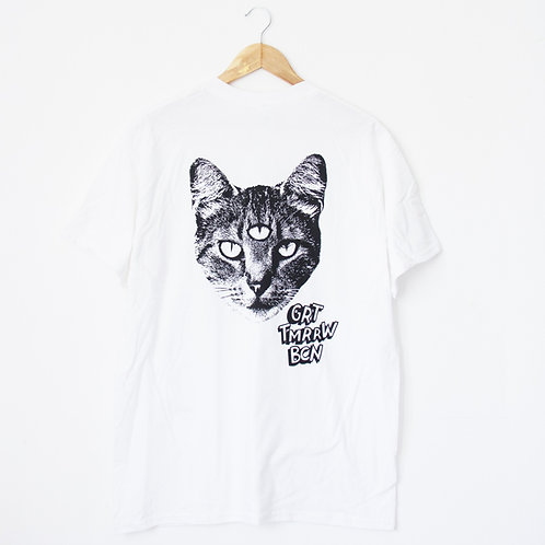 3 Eye Cat T-Shirt