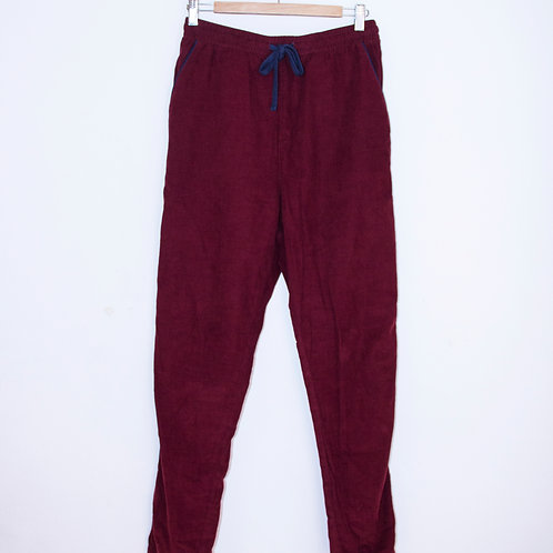 Corduroy Jogging Pants