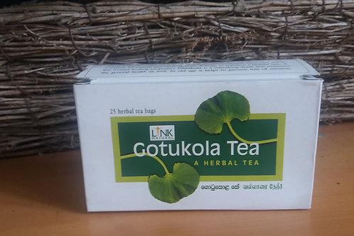 Gotukola Tea (25 bags)