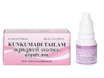 Kunkumadi Tailam - 10ml