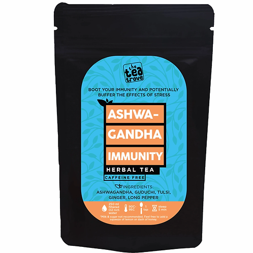 The Trove Tea - Ashwagandha Immunity Herbal Tea 50 Gm: