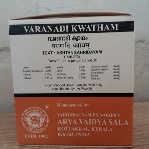 Varanadi Kwatham - 100 tabs