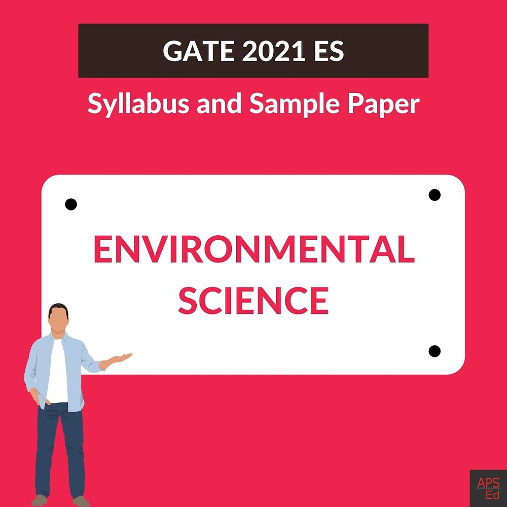 GATE Environmental Science