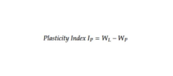 Consistency limits in soil - Liquid Limit, Plastic Limit, Shrinkage Limit