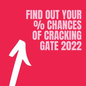 Find out your chances of cracking GATE 2022 | Action Plan