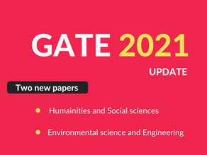 GATE 2021: Third-year students can appear for GATE now