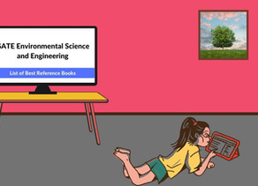 Best Books for GATE Environmental Science and Engineering