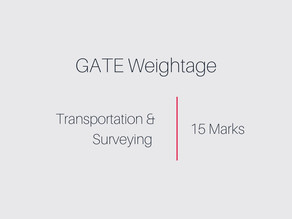 GATE CE - Most Scoring Subjects