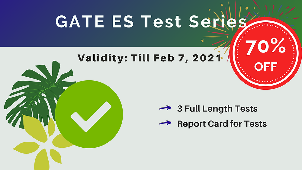 GATE Environmental Science and Engineering Test Series