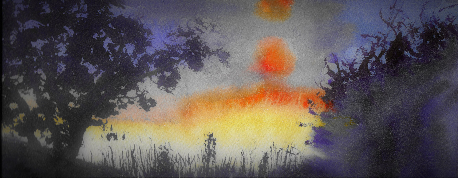 Carleton Arboretum Sunset