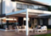 Sunair NOMO on home Retractable Roof Per